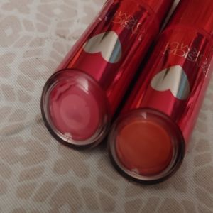 2pk Physicians Formula Mood Boost Lipstick Bundle